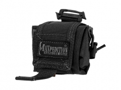 Torba zwijana Maxpedition 0207B Mini Rollypoly Black