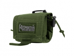 Torba zwijana Maxpedition 0208G Rollypoly Dump Pouch OD Green