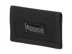 Portfel Maxpedition 0218B Micro Wallet Black