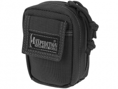 Kieszeń Maxpedition 2301B Barnacle Pouch Black