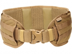 Nakładka na pas  Blackhawk Enhanced Patrol Belt Pad Small Coyote