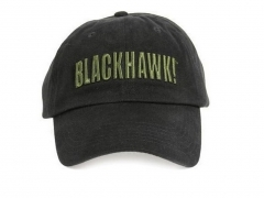 Czapka z daszkiem Blackhawk Low Profile Logo Cap Black