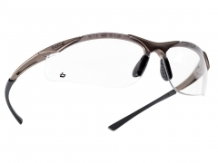 Okulary Bolle Safety Contour Białe