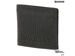 Portfel Maxpedition AGR Bi-Fold Wallet Black BFWBLK