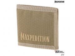 Portfel Maxpedition AGR Bi-Fold Wallet Tan BFWTAN
