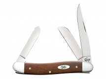 Scyzoryk Case Cutlery Smooth Chestnut Medium Stockman 28701