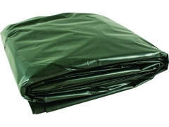 Koc ratunkowy BCB Blanket Olive Drab/Silver Foil CL039