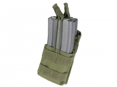 Ładownica Condor Single Stacker M4 Mag Pouch Zielona MA42-001