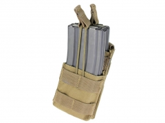 Ładownica Condor Single Stacker M4 Mag Pouch Tan MA42-003