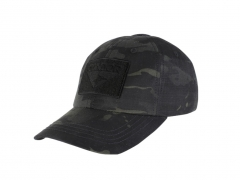 Czapka z daszkiem Condor Tactical Cap Multicam Black TC-021