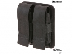 Kieszeń Maxpedition AGR Double Sheath Pouch Black DESBLK