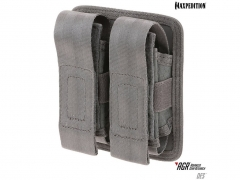Kieszeń Maxpedition AGR Double Sheath Pouch Gray DESGRY