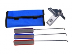 System Ostrzący Eze-Lap 3 Stone Knife Sharpening Kit