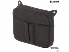 Organizer Maxpedition AGR Hook-Loop Pouch Black HLPBLK