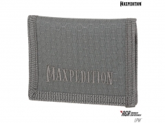 Portfel Maxpedition AGR Low Profile Wallet Gray LPWGRY