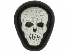 Naszywka Maxpedition MCHSS Hi Relief Skull Micropatch Swat