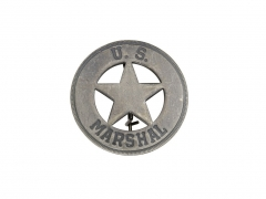Odznaka Badges Of The Old West US Marshal Badge