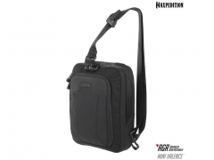Plecak Maxpedition AGR Mini Valence Sling Pack 7L Black MVLBLK