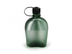 Butelka Nalgene Oasis Foliage Everyday Black Loop Top 1L