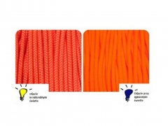 Paracord Type I Accessory Cord 1,9 mm Neon Orange 30 m