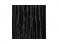 Paracord 425 Tactical Black 30 m