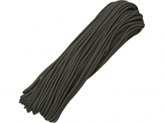 Paracord 550 Military Black 30,48 m