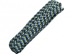 Paracord 550 Military Blue Snake 30,48 m