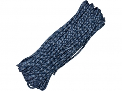 Paracord 550 Military Blue Spec Camo 30,48 m