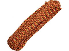 Paracord 550 Military Fireball 30,48 m