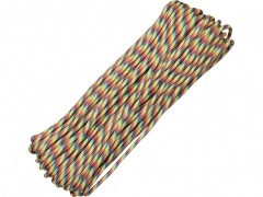 Paracord 550 Military Light Stripes 30,48 m