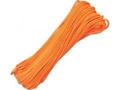 Paracord 550 Neon Orange 30,48 m