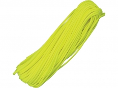 Paracord 550 Neon Yellow 30,48 m