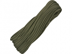Paracord 550 Military OD Green 30,48 m