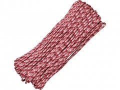 Paracord 550 Military Pink Camo 30,48 m