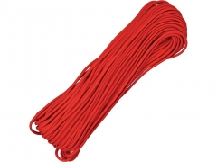 Paracord 550 Military Imperial Red 30,48 m