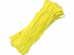 Paracord 550 Military Yellow 30,48 m