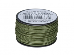 Paracord Micro Cord Military Olive