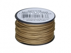 Micro Cord 1,18 mm Coyote Brown 38,1 m