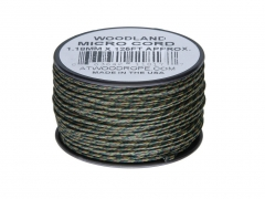 Paracord Micro Cord Woodland
