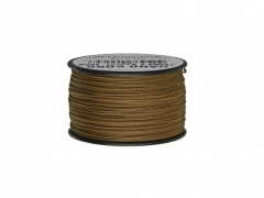 Nano Cord 0,75 mm Coyote Brown 91,44 m