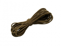 Shock Cord 3/16 Coyote Brown