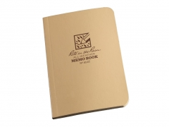 Notes Rite in the Rain 954T Memo Book Tan