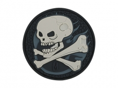 Naszywka Maxpedition SKULS Skull Patch Swat