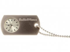 Zegarek Smith & Wesson Dog Tag Watch Silver SWW-1564-SLV