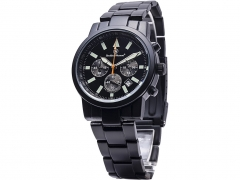Zegarek Smith & Wesson Pilot Watch Black SWW-169