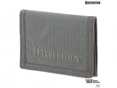 Portfel Maxpedition AGR Tri Fold Wallet Gray TFWGRY