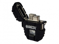 Zapalniczka UST Delta Stormproof Lighter Black 3900001