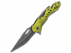 Nóż United Cutlery Rampage Green Atomica Pocket Knife UC3304
