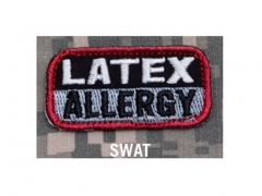 Naszywka Mil-Spec Monkey Latex Allergy SWAT