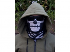 Chusta Mil-Spec Monkey Skull Mask Multi Wrap Urban